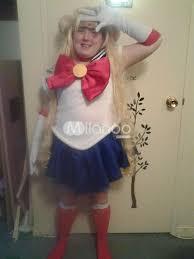 Sailor Moon Halloween Costume Sailor Moon Tsukino Usagi Cotton Cosplay Costumes Cosplayshow
