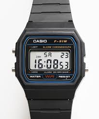 casio f 91w wikipedia