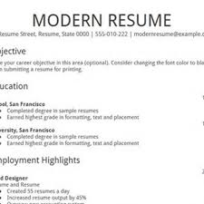 modern resume template docx files google resume format cv template university student google search