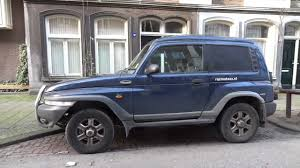 ssangyong mercedes benz turbo diesel jeep korando 4x4 ssang yong