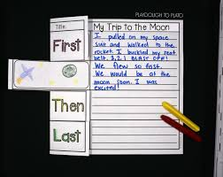 space themed writing paper 20 out of this world space activities playdough to plato practice sequencing story telling and writing skills while kids take a trip to the moon