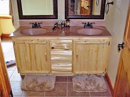 Cabin Bathrooms Ideas by Cabin Bathroom Vanity Bathroom Decoration