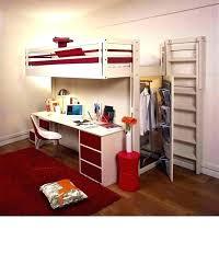 lit mezzanine avec bureau intégré lit mezzanine avec bureau et armoire lit mezzanine bureau armoire
