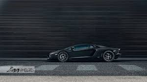 Lamborghini Aventador Nero Nemesis - hre performance nero nemesis lamborghini aventador