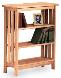 Mission Bookshelves by Unfinished Wood Bookcases And Bookshelves Unfinishedfurnitureexpo
