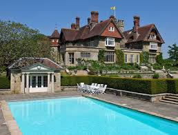 Pictures Of Big Houses Cowdray Park House Is The Home Of Polo But At 25m You U0027ll Need