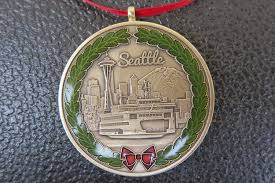 dkc 1600 b seattle ornament custom engraved minted