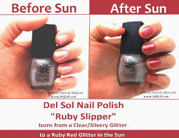 bella10 nails fun in the sun color changing polish part 1