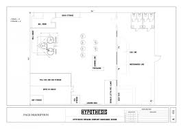 Floor Plan Of A Warehouse by Brewery Floor Plan Recommendations