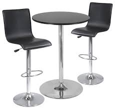 Round Pub Table With Bar Stools Starrkingschool - Kitchen bar stools and table sets