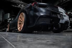 rose gold corvette ferrari 488 rose gold gfg fm888 2a u2013 giovanna luxury wheels