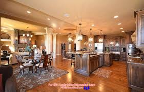 open concept one story house plan interestingoor plans ranch style