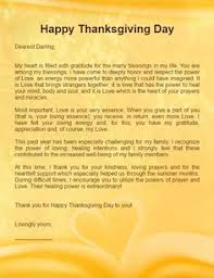thanksgiving letters for or him happy