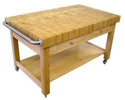 Kitchen Chef Table by Chefs Table Custom Wood Countertops Butcher Block Countertops
