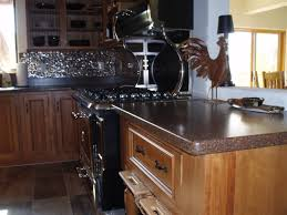 Kitchen Island With Table Attached by Countertops Kitchen Counter And Bar Island On Casters With