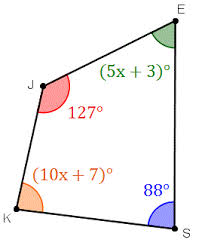 Formula For Interior Angles Of A Polygon Polygons Wyzant Resources