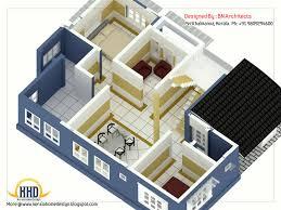 Kerala Home Design 900 Sq Feet Gorgeous Design Ideas Kerala Home Plan 3d 9 Today We Are