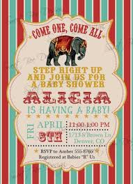 circus baby shower best 25 circus baby showers ideas on 1st birthday