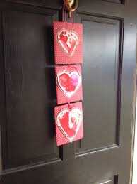 two it yourself valentine u0027s day handprint crafts for kids door
