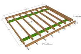 shed floor plan 17 building shed floor plans build a shed floor with pressure