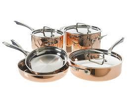 all clad copper core allclad copper core bain marie using the