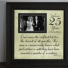 25th anniversary gifts for parents wedding frame gift to parents groom from framedaeon on etsy