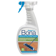 bona 32 oz powerplus clean hardwood floor cleaner