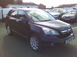 used honda cr v suv 2 0 i vtec ex station wagon 5dr in dumbarton