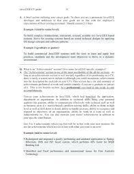 sle java developer resume 2 java developer resume exle java developer cv sle javascript