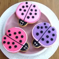 ladybug cookies ladybug cookies pink ladybug favors 3 99 ladybug party