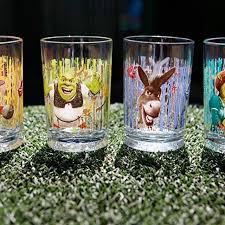 mcdonalds collectible shrek 4 glasses sale ottawa