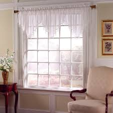 whole home beaded ascot window valance at sears