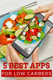 5 low carb diet apps for tracking carb counts on the go