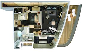 ncl epic floor plan norwegian bliss deck plans diagrams pictures video