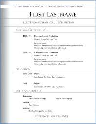 simple resume format download free free pdf resume lidazayiflama info