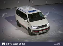 volkswagen multivan 2015 frankfurt main germany 14th september 2015 the new vw multivan