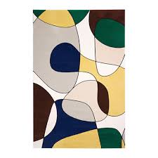 Ikea Halved Rug by Jorid Rug Low Pile Multicolor Living Rooms Room And House