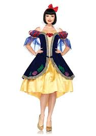 Snow White Halloween Costume Adults 26 Disney Character Costumes Dress Images