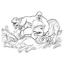 10 king kong coloring pages toddlers