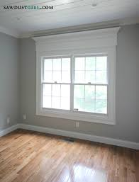 Interior Window Moulding Ideas How To Install Window Trim Trim Ideas Pinterest Window Moulding