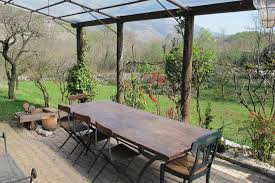 large outdoor dining table italian outdoor dining table outdoor designs