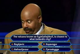 Iceland Meme - iceland who wants to be a millionaire know your meme