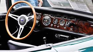 opel diplomat interior celebrating a true classic car icon the sunbeam tiger at 50