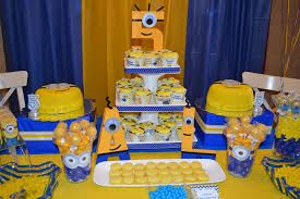 minion birthday party ideas southern blue celebrations despicable me minions party ideas