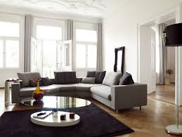 oval coffee table modern interior designs marvelous rolf benz about grey sectional sofa