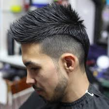hair cuts back side hairstyle for men to the back side 2017 shaved side and back
