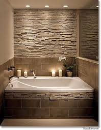 2015 Nkba Bathroom Design Of The by Bathroom Stone Wall And Tile Around The Tub I U0027d Probably Take