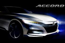 redesigned 2018 honda accord debut set for july news cars com