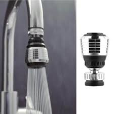 faucet nozzle ebay sink water faucet tip swivel nozzle adapter kitchen aerator tap chrome connector