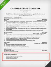 skills for resume resume skills section 130 exles of how to put skills on a resume